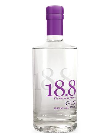18.8 Gin Bottle