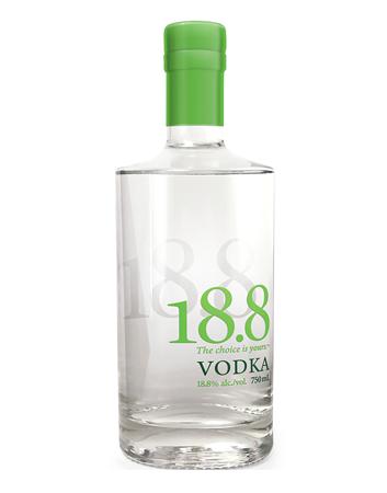 18.8 Vodka Bottle
