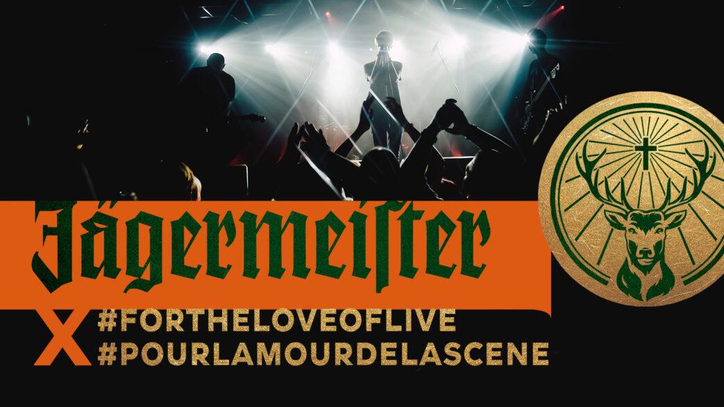 Jägermeister x #ForTheLoveOfLive