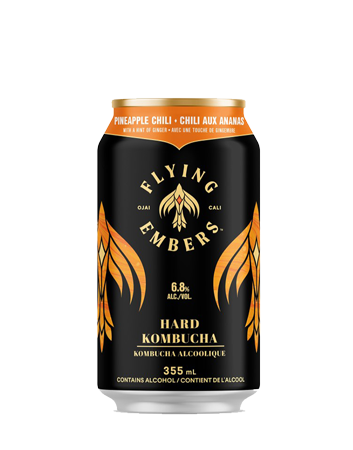 Flying Embers Pineapple Chili Can