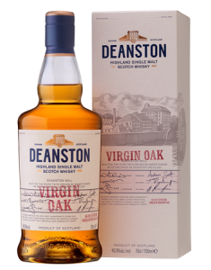 Deanston Highland Single Malt Virgin Oak Bottle
