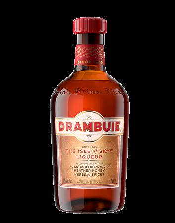Drambuie Bottle