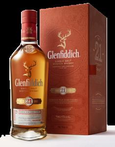 Glen Fiddich Gran Reserva 21yo Bottle