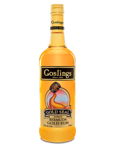 Gosling's Gold Seal Bottle
