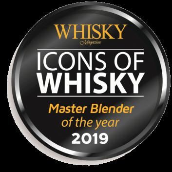 Icons of Whiskey Master Blender 2019 Seal