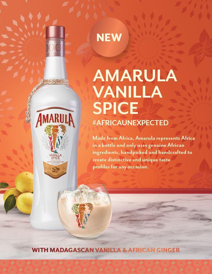 Amarula Vanilla Spice Poster