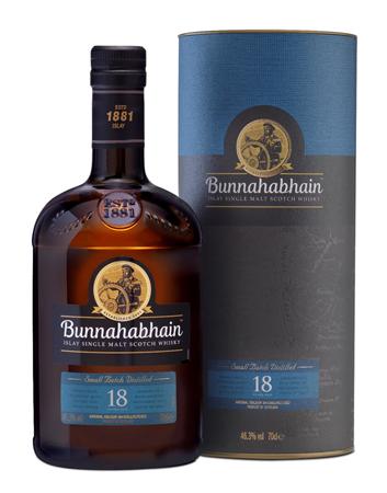 Bunnahabhain Islay 18 Year Old