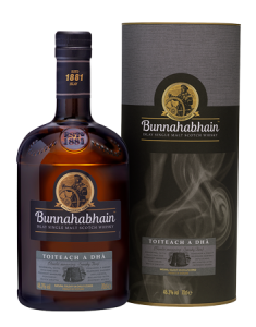 Bunnahabhain Toiteach a Dha Islay Single Malt Scotch Whisky Bottle