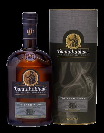 Bunnahabhain Toiteach a Dha Islay Single Malt Scotch Whisky Bottle