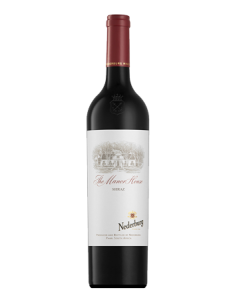 Nederburg The Manor House Shiraz Bottle