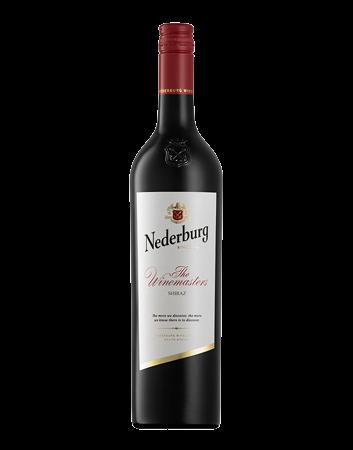 Nederburg The Winemasters Shiraz Bottle