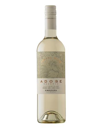 Emiliana Adobe Reserva Sauvignon Blanc Bottle