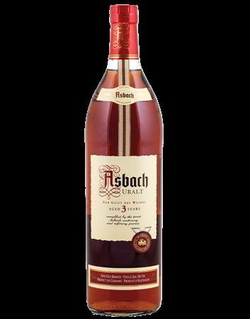 Asbach Uralt Bottle