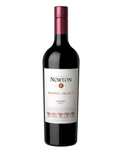 Bodega Norton Barrel Select Malbec Bottle