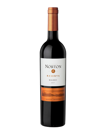 Bodega Norton Reserva Malbec Bottle