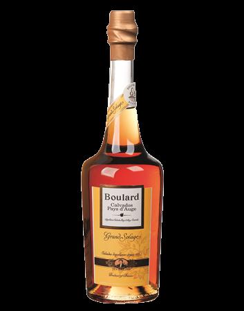 Calvados Boulard Grand Solage Bottle
