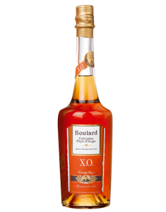 Calvados Boulard XO Bottle
