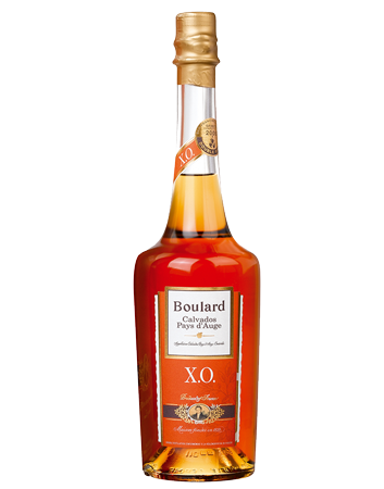 Calvados Boulard XO Bottle