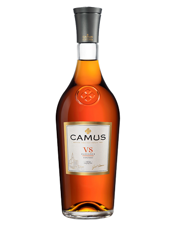 Camus VS Elegance Cognac Bottle