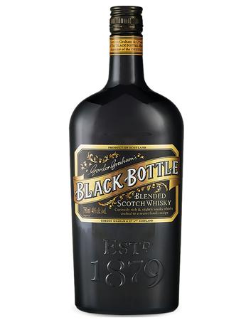 Deanston Black Bottle Blended Scotch Whisky