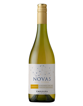 Emiliana Novas Gran Reserva Chardonnay