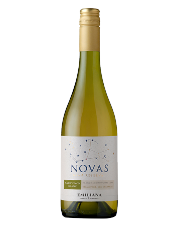 Emiliana Novas Gran Reserva Sauvignon Blanc Bottle