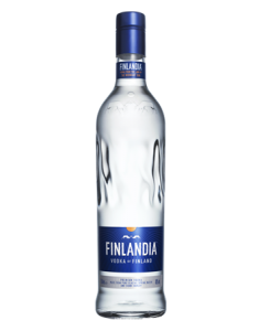 Finlandia Vodka Bottle