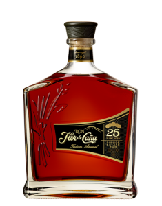 Flor de Caña 25 Year Bottle