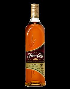 Flor de Caña 7 Year Gran Reserva Bottle
