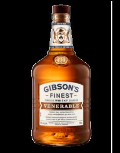 Gibson's Finest Venerable 18 Year Old Bottle