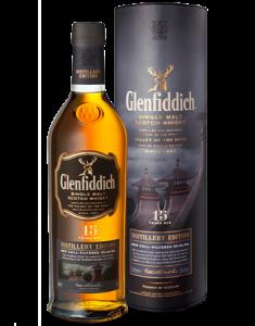 Glenfiddich® 15 Year Old Distillery Edition Bottle