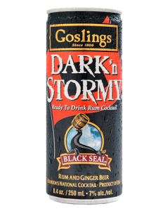 Gosling's Dark n Stormy Can