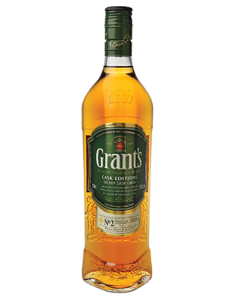 Grant's Cask Editions No. 2 Sherry Cask Finish Bottle