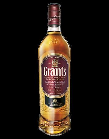 Grants Family Reserve Bottle