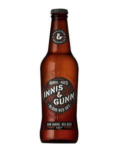 Innis & Gunn Blood Red Sky Bottle