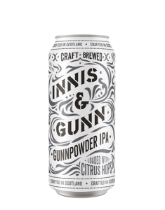 Innis & Gunn Gunnpowder IPA Bottle