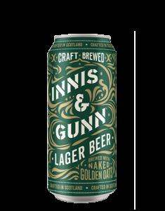 Innis & Gunn Lager Can