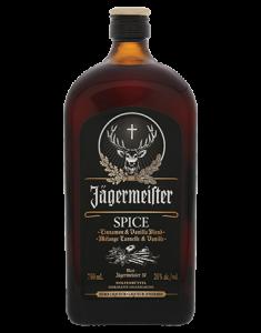 Jägermeister Spice Bottle