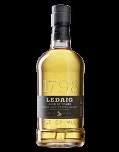 Ledaig Single Malt Scotch Whisky Bottle