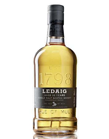 Ledgai Single Malt Scotch Whisky