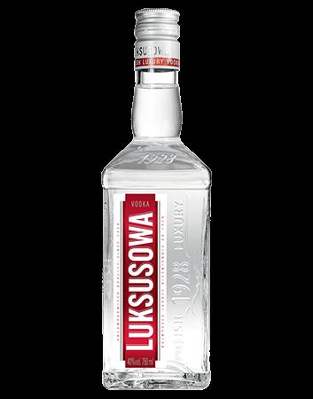 Luksusowa Vodka Bottle
