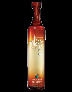 Milagro Reposado Bottle