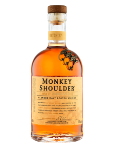 Monkey Shoulder Bottle