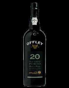 Offley Porto Tawny 20 Years Old Bottle