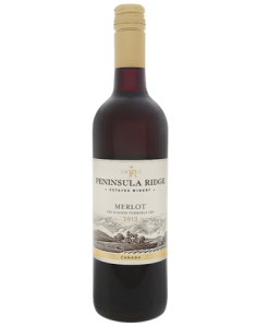 Peninsula Ridge Merlot VQA Bottle