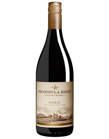 Peninsula Ridge Shiraz VQA Bottle