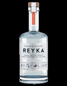 Reyka Vodka Bottle