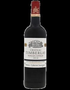 Robert Giraud Château Timberlay Bordeaux Supérieur Bottle