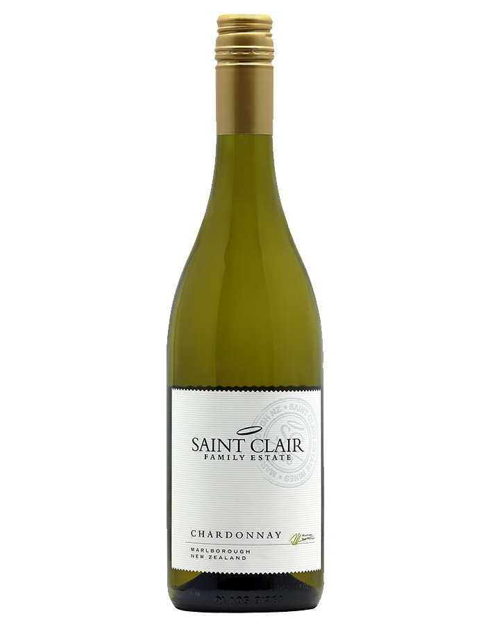 Saint Clair Family Estate Chardonnay Bottle