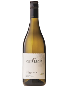 Saint Clair Family Estate Sauvignon Blanc Bottle